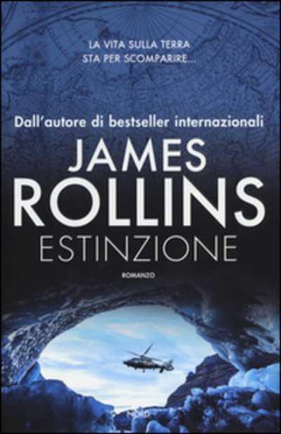 James Rollins - Estinzione